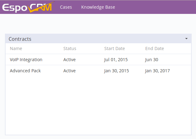 EspoCRM 4 0 0 released | EspoCRM | Open Source CRM